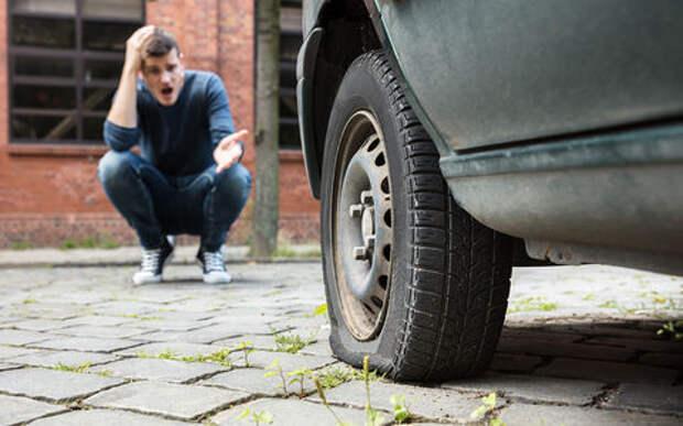 Как накачать колесо без насоса? 5 мифов и 2 рискованных способа
