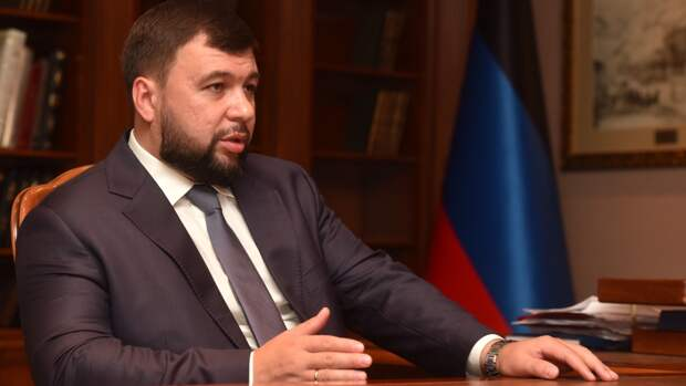 Пушилин заявил, что ВСУ с особым цинизмом наносят удары по важным объектам в ДНР