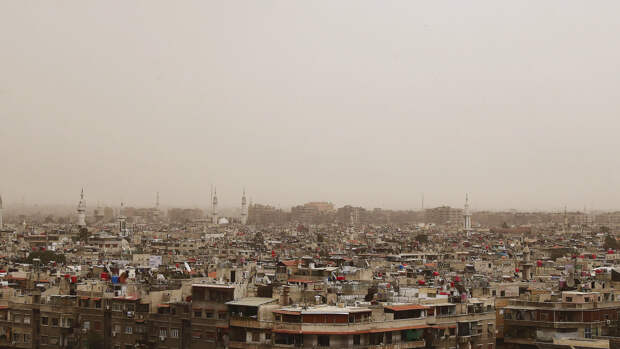 ЦПВС сообщил о перемещении техники коалиции в Сирии