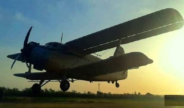 Самолет за 3,6 млн рублей выставили на продажу на Ставрополье
