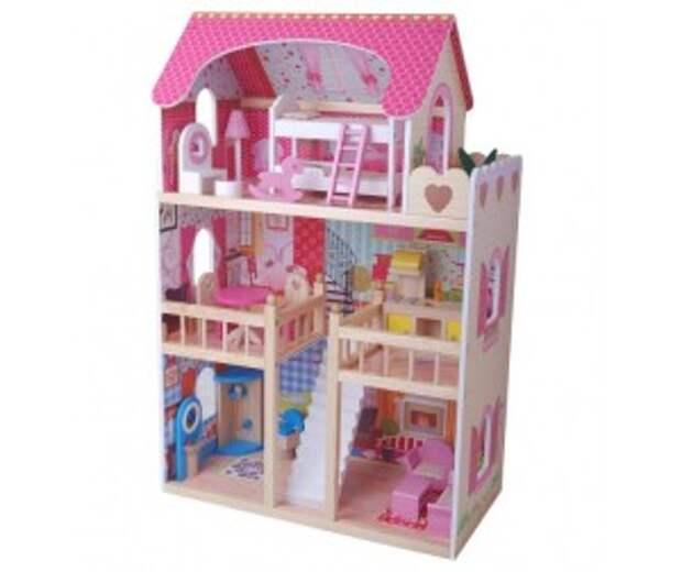 Японка поселилась в кукольном домике (фото)