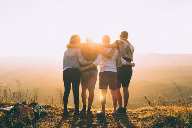 Быстрый тест: за что вас любят окружающие?