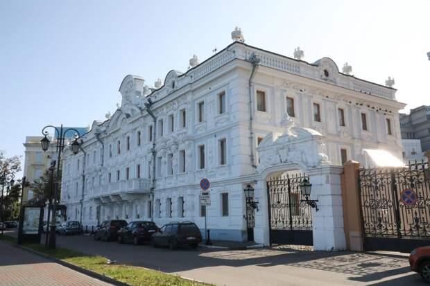 Усадьбу Рукавишниковых в Нижнем Новгороде отреставрируют за 21,7 миллионов рублей