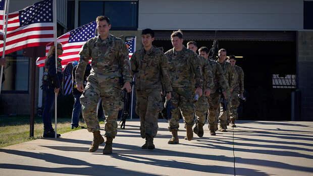 В США заявили, что вывод войск из Афганистана идет по плану