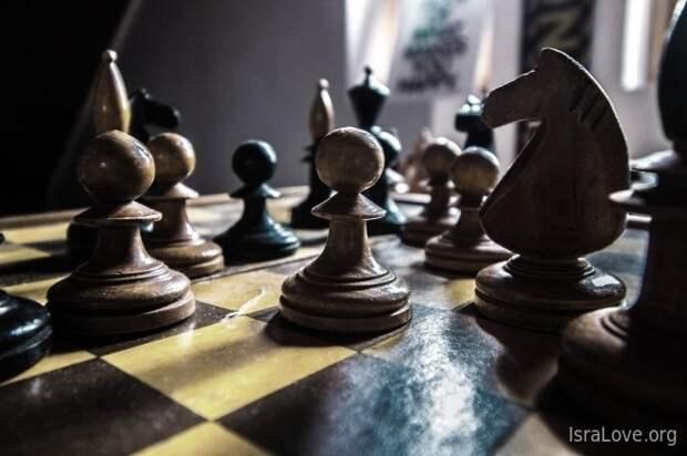 Как евреи шахматы полюбили