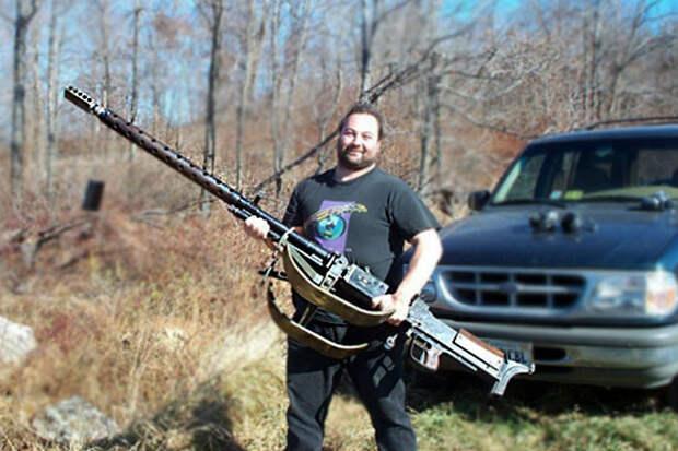 7 самых мощных снайперских винтовок нашего времени
