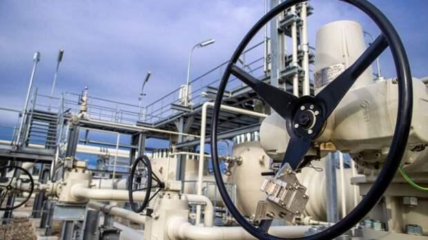 Европа неистово скупает российский газ даже весной