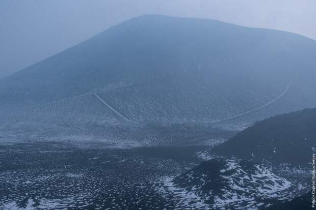 Как я пытался покорить вулкан Этна во время извержения