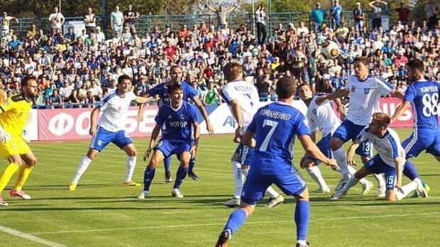 В Калининграде появится лучшее в России футбольное поле