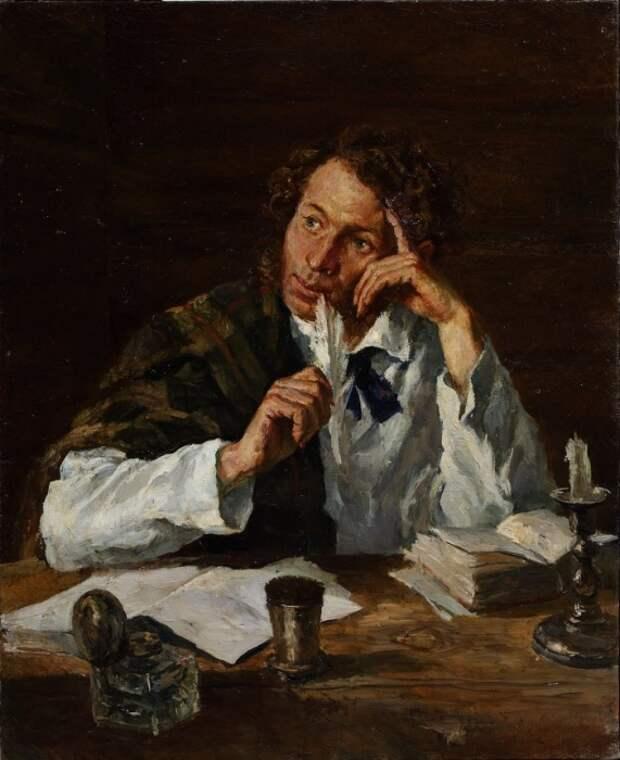 Александр Сергеевич – первый русский литератор, для которого эта деятельность является источником дохода./Фото: pbs.twimg.com