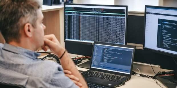 Эксперты отмечают высокий уровень защищенности системы электронного голосования. Фото: Е. Самарин mos.ru