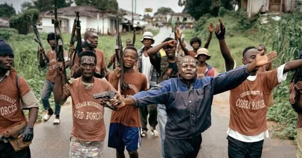 Либерийские маньяки Сэмуэль Доэ и Чарльз Тейлор, или История неудавшейся демократии