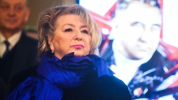 Тарасова не смогла встать с инвалидного кресла на шоу Корчевникова