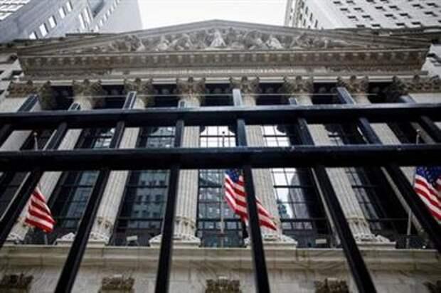 Уолл-стрит снизилась во главе с техсектором