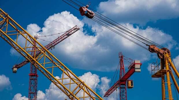 Строительство проблемного жилого комплекса в ТиНАО полностью завершили