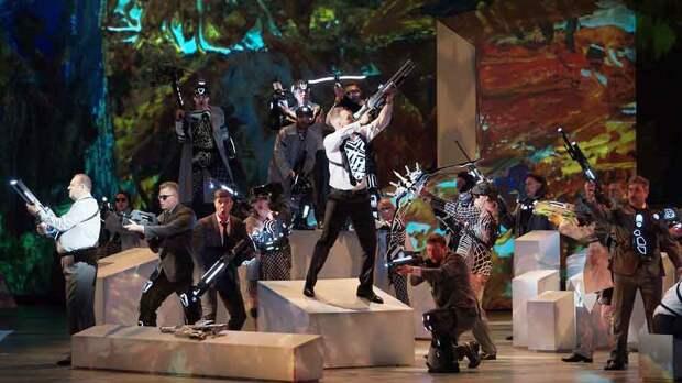 Сказку сделать пылью: «Вольный стрелок» в Музтеатре Станиславского