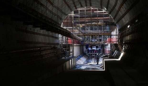Реконструкцию участка метро от «Каховской» до «Каширской» планируют завершить в 2022 году