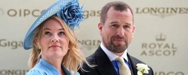 Внук королевы Елизаветы II Питер Филлипс развелся с женой
