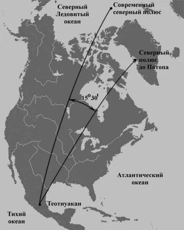 Н.Павлищева: останки предыдущей цивилизации нужно искать на дне Северного Ледовитого океана.