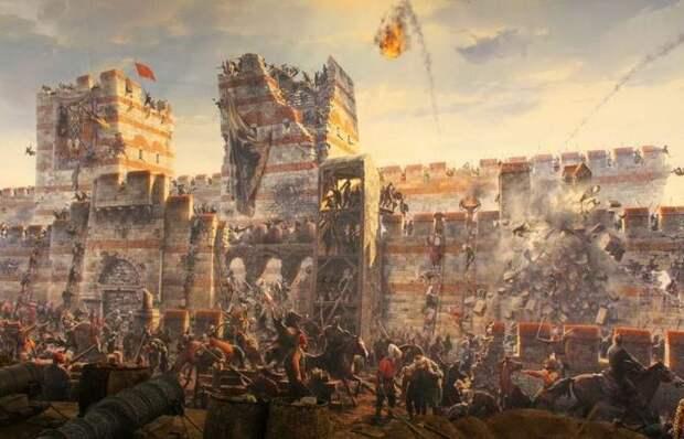 Почему средневековые замки штурмовали, а не обходили стороной