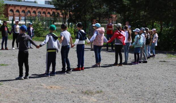В Орске летом будут работать четыре детских загородных лагеря