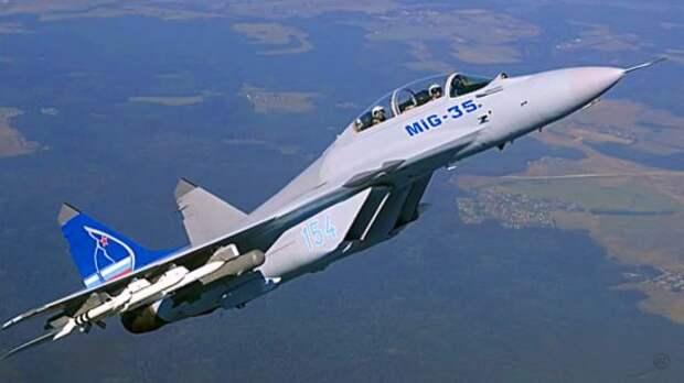 Новые боевые возможности российского МиГ-35 обеспечат ему господство ввоздухе