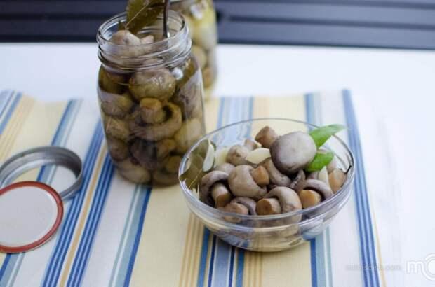 Маринуем грибы правильно: 11 советов от настоящих профессионалов