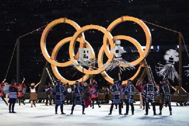 В Токио проходит церемония открытия Олимпийских игр