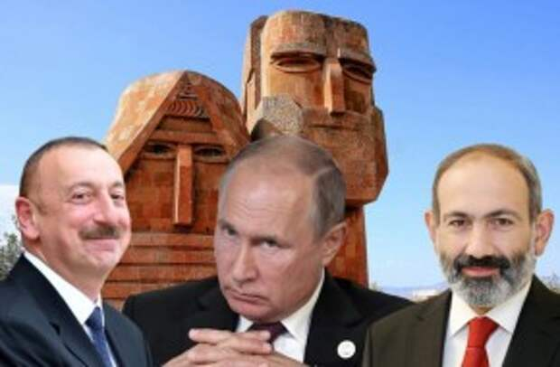 Россия строит на Кавказе новый мир