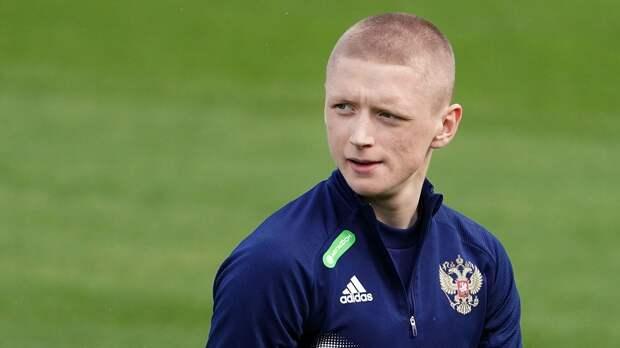 Мухин: «Понимаю — эта тема интересна всем. Прошу не спрашивать меня о переходе из «Локомотива» в ЦСКА»