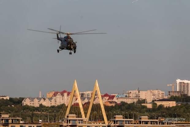 Аргентина хочет купить у РФ партию вертолетов Ми-171Е