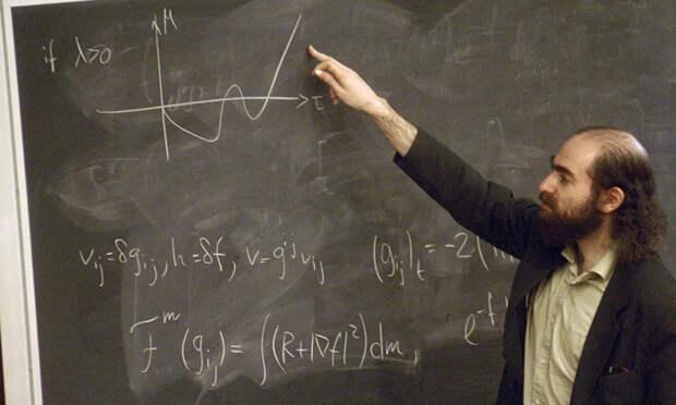 Григорий Перельман: многомерная фигура Наука, Математика, Перельман, Длиннопост