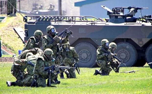 США хотят навязать Японии военный конфликт