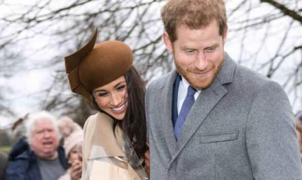 Принц Гарри рассказал о странном первом свидании с Меган Маркл