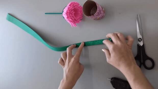 Реалистичные герберы на вашем подоконнике: эффектные цветы, которые легко сделать самостоятельно