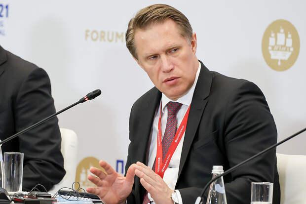 Мурашко заявил о молниеносном течении COVID-19 у пациентов