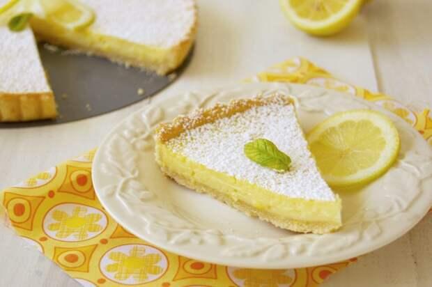 Творожный лимонник