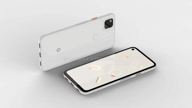 Google работает над доступными смартфонами Pixel 4a и Pixel 4a XL