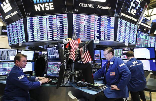 Падение на торгах в Нью-Йорке и рост инфляции в США. Обзор финансового рынка от 12 мая