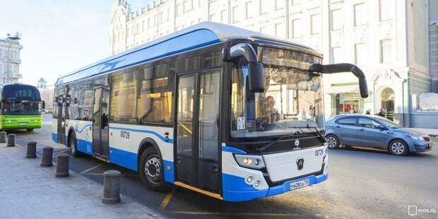 В Щукине переименовали автобус №850