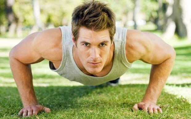 Держим спортивную форму: нужно лишь 7 упражнений