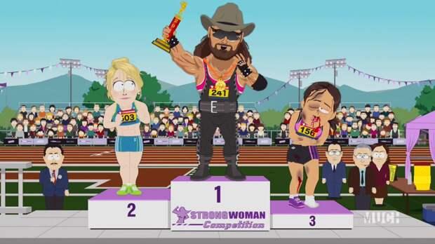 У женщин-спортсменок теперь нет шансов