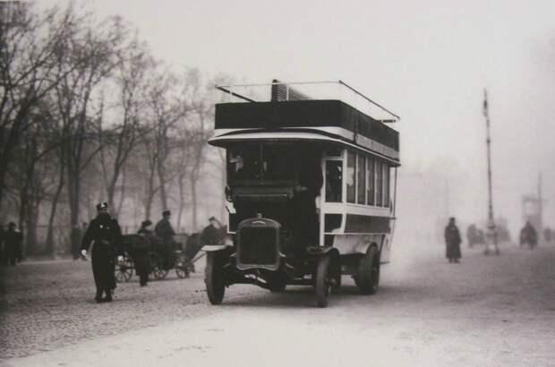 Из истории Санкт-Петербургского транспорта