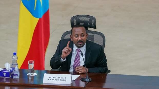 Премьер Эфиопии предложил созвать заседание Бюро Ассамблеи АС по дамбе «Возрождение»