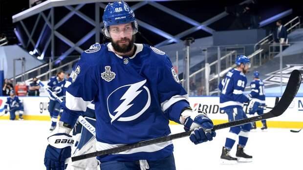 Ожиганов: «В детстве вряд ли бы поверил, что Кучеров будет звездой НХЛ. Ныне он на голову выше своего кумира Кейна»