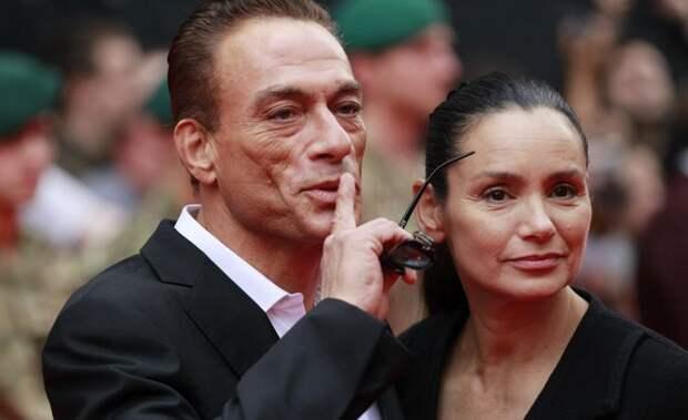 Как выглядят женщины самых брутальных мужчин Голливуда