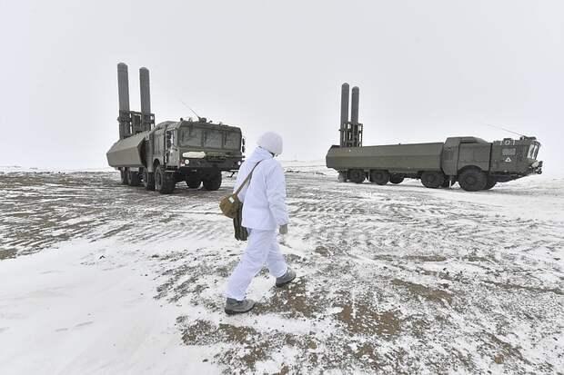 На самую северную русскую военную базу пустили иностранцев