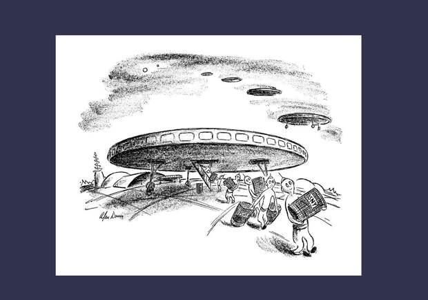 Инопланетяне уничтожат человечество? Российский математик объяснил, почему нет контактов с НЛО