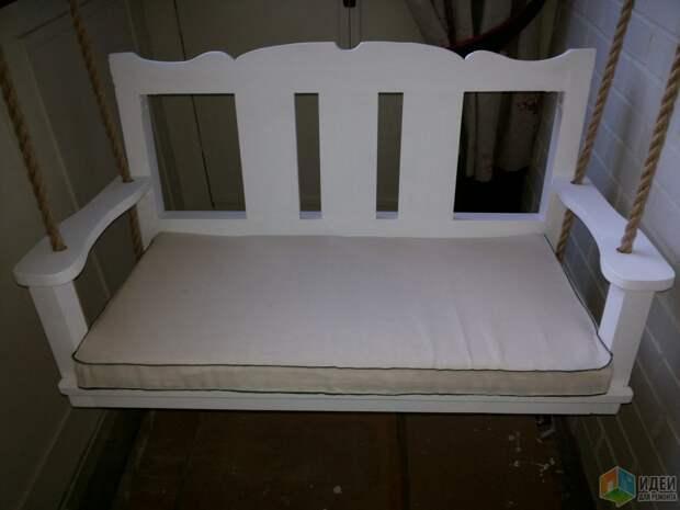 Мебель для лоджии, добавила фото