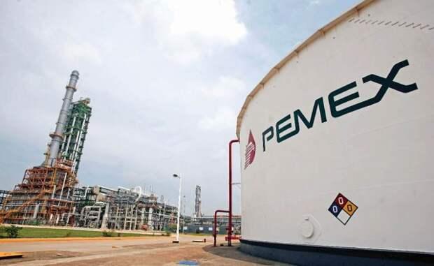 Мексика Pemex НПЗ